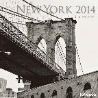 calendario 2014 new york 30x30cm-9783832765347