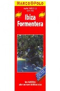 Ibiza; Formentera: Mapa Turistico (1:55555) por Vv.aa. Gratis