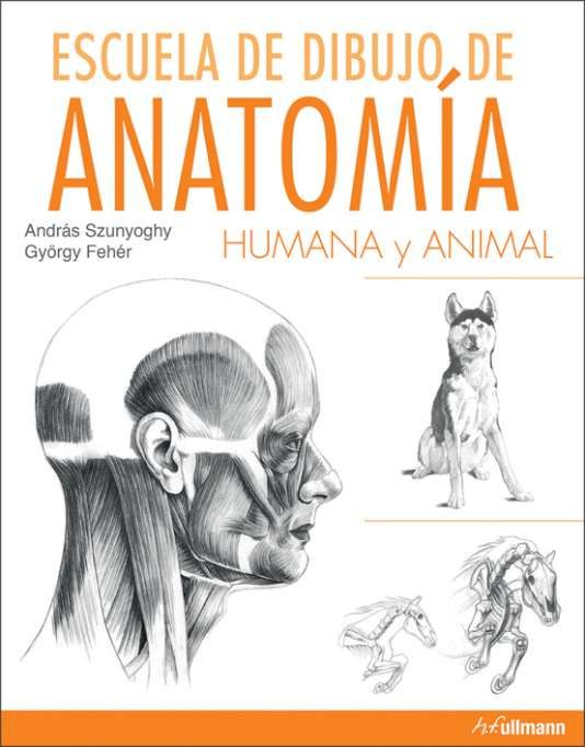 ESCUELA DE DIBUJO DE ANATOMIA HUMANA Y ANIMAL | ANDRAS SZUNYOGHY ...