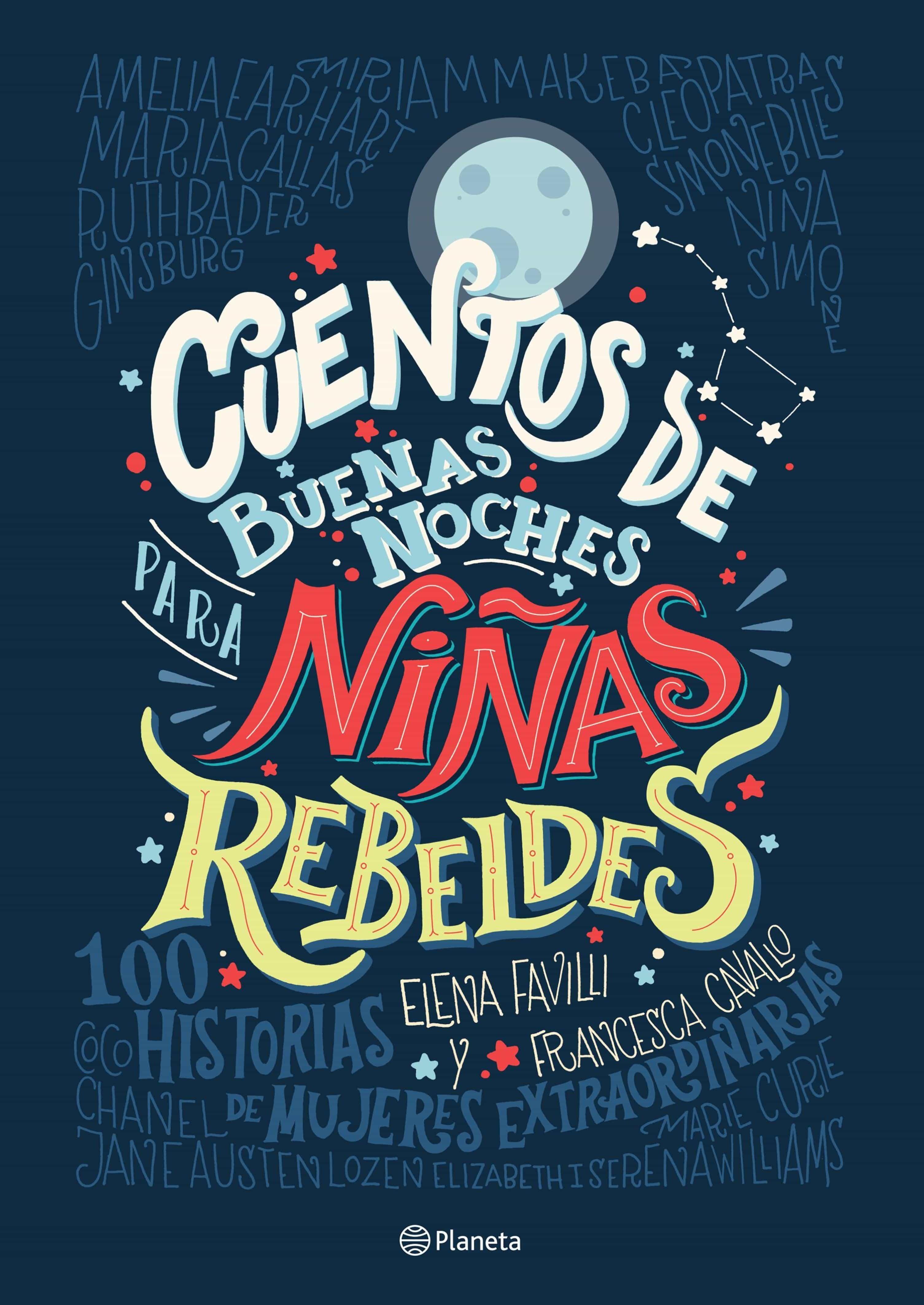 cuentos de buenas noches para nias rebeldes ebookelena cavallo
