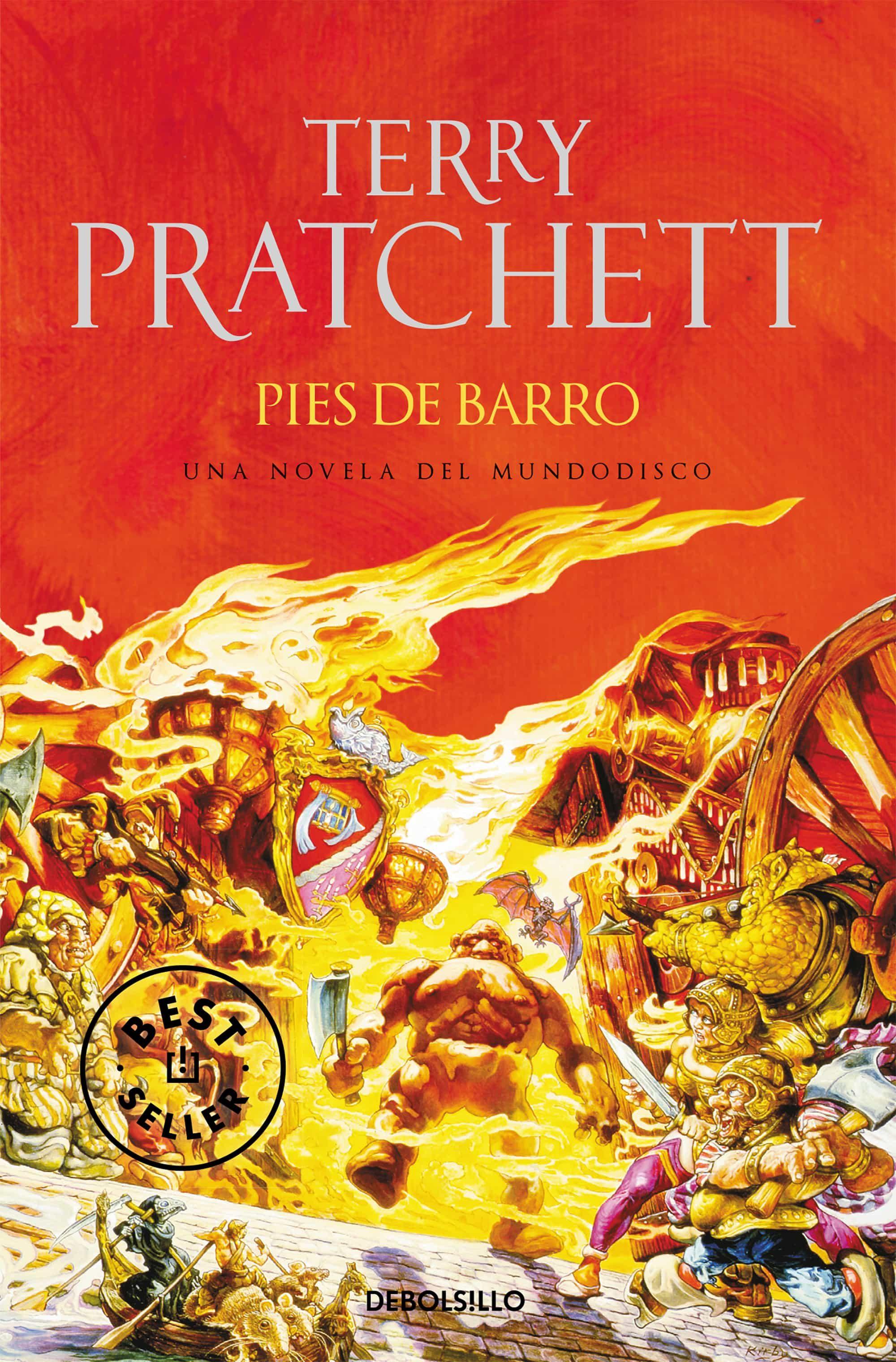Pies De Barro (mundodisco 19)   por Terry Pratchett