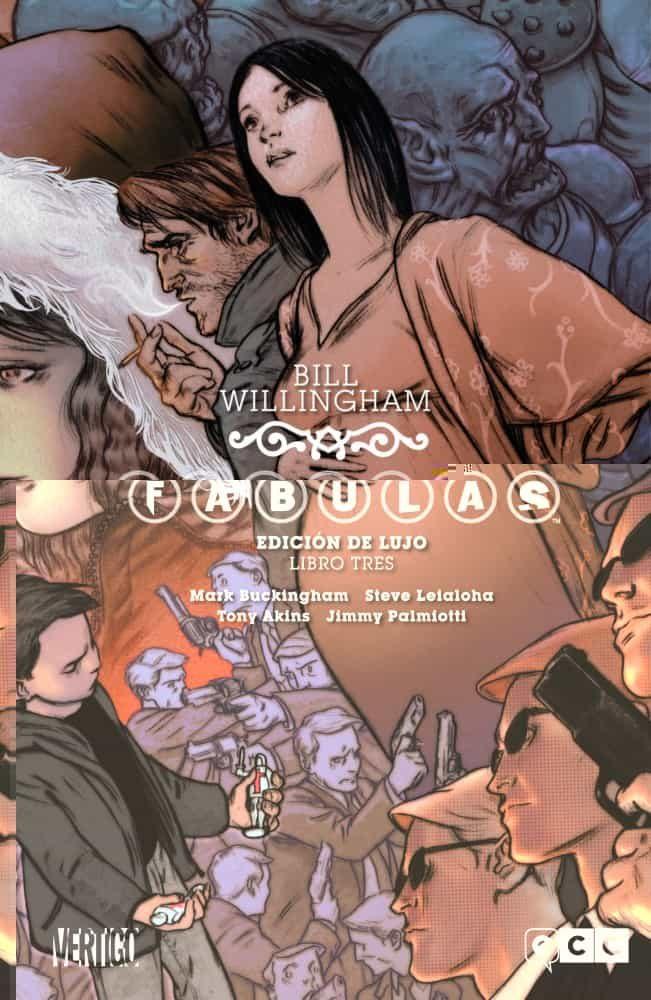 Fabulas: Edicion De Lujo - Libro 3  por Bill Willingham epub