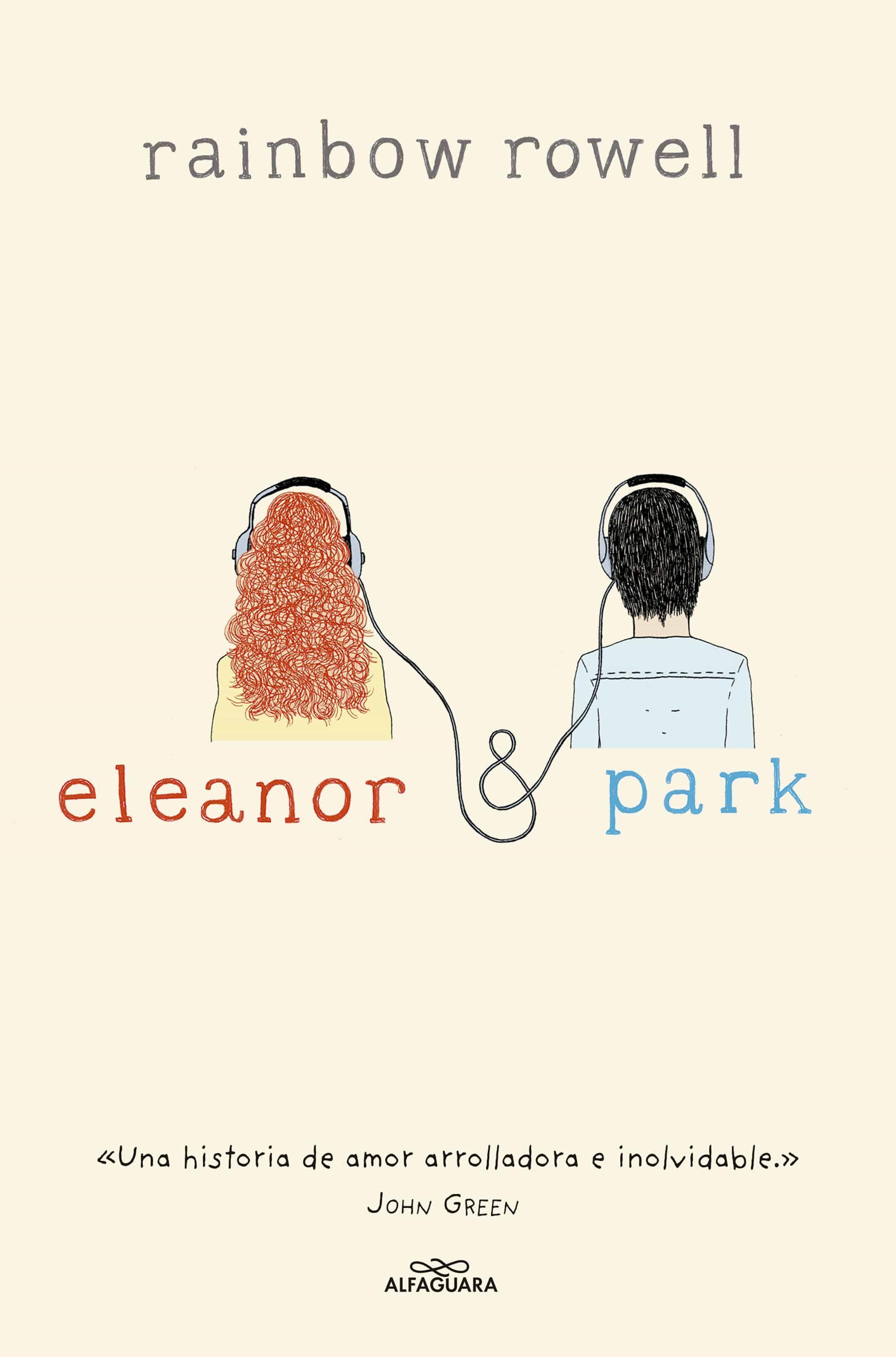 """Resultado de imagen para """"Eleanor & Park"""", de Rainbow Rowell"""