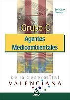 Agentes Medioambientales De La Generalitat Valencia: Grupo C: Tem Ario (vol. I) por Vv.aa. epub