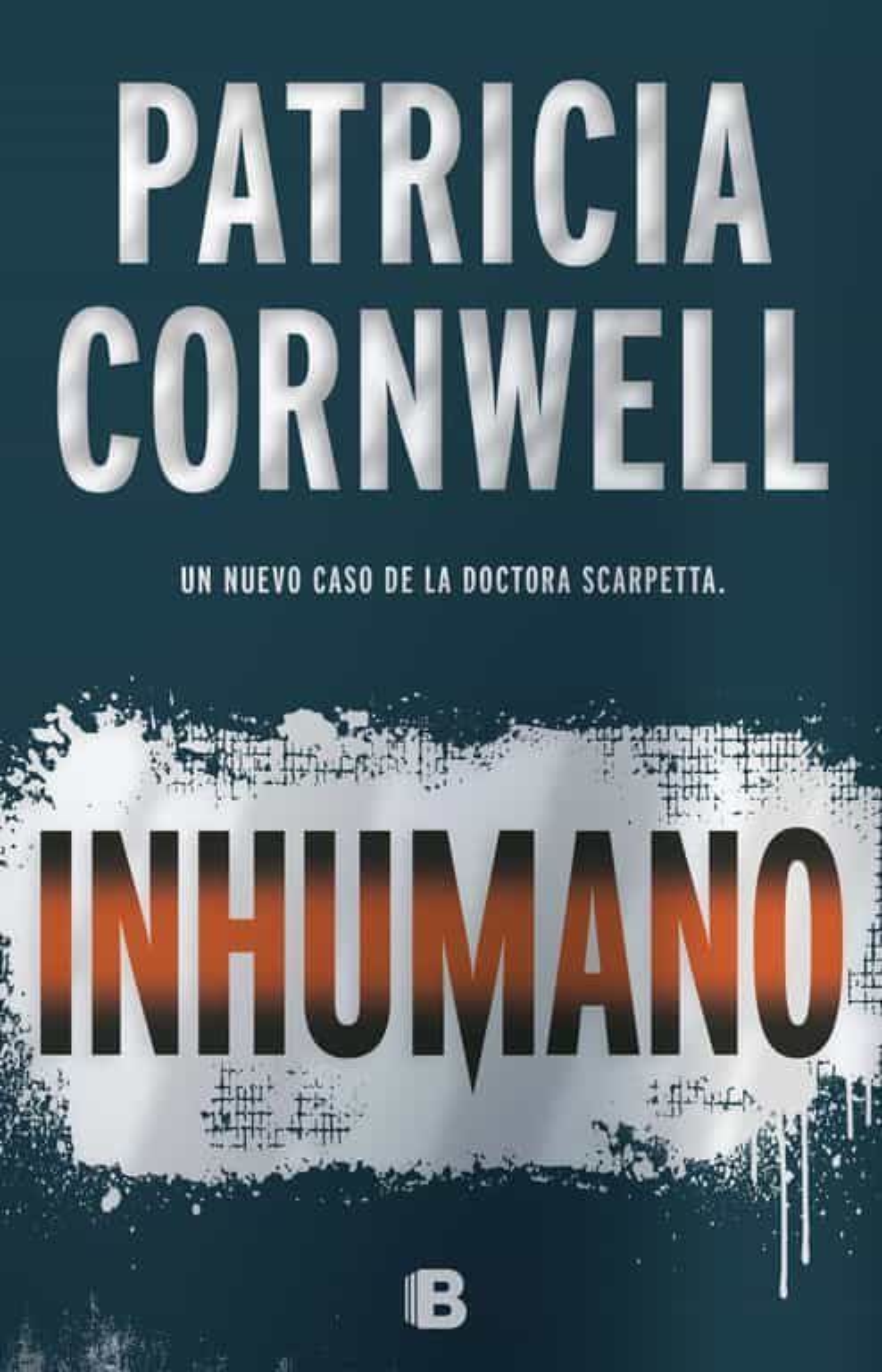 Resultado de imagen para PATRICIA CORNWELL Inhumano