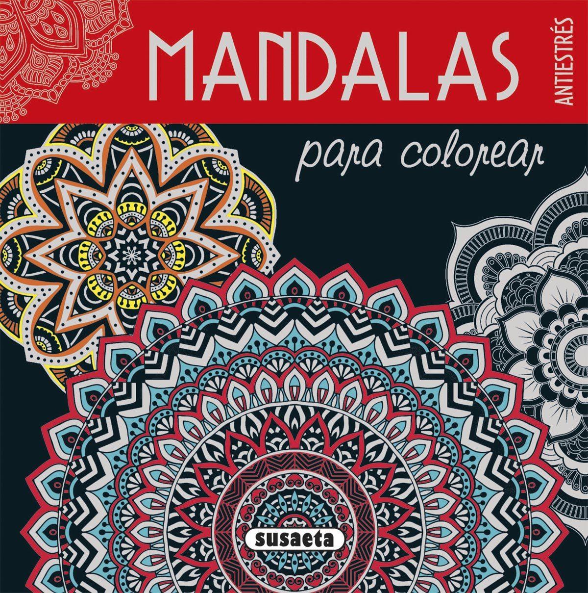 MANDALAS PARA COLOREAR ANTIESTRES | VV.AA. | Comprar libro