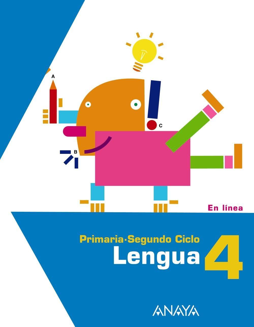 LENGUA 4.EDUCACIÓN PRIMARIA - SEGUNDO CICLO - 4º | VV.AA. | Comprar ...