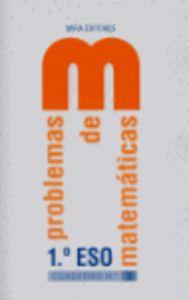 Problemas De Matematicas 1º Eso: Cuaderno Nº3 por Vv.aa. epub