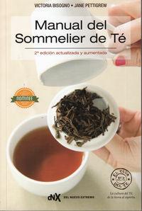 manual del sommelier de te (2ª ed. act. y aum.)-victoria bisogno-9788494426803