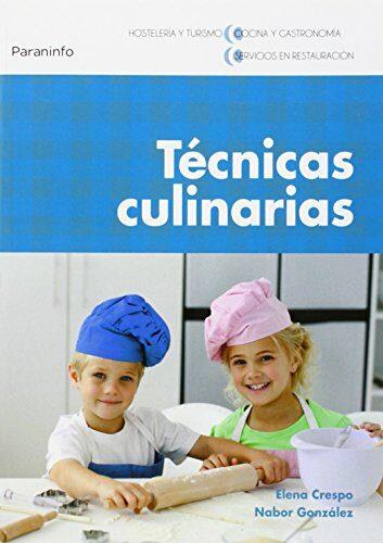 tecnicas culinarias paraninfo pdf free