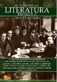 Breve Historia De La Literatura Española por Alberto De Frutos