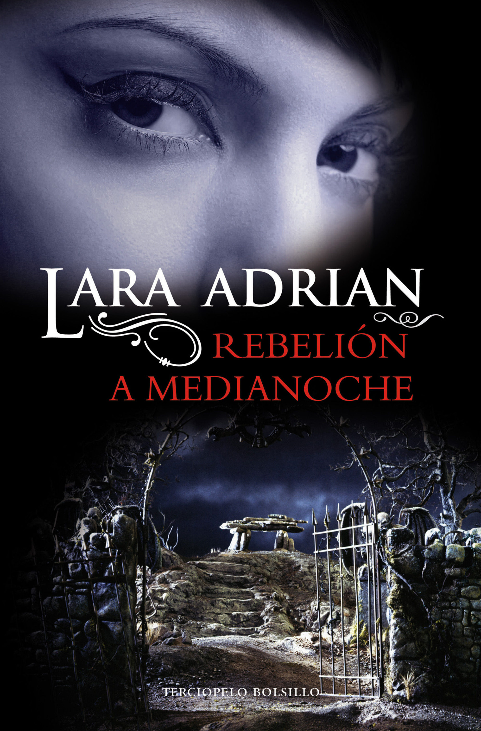 Rebelión a medianoche (Razas de la noche nº 4)