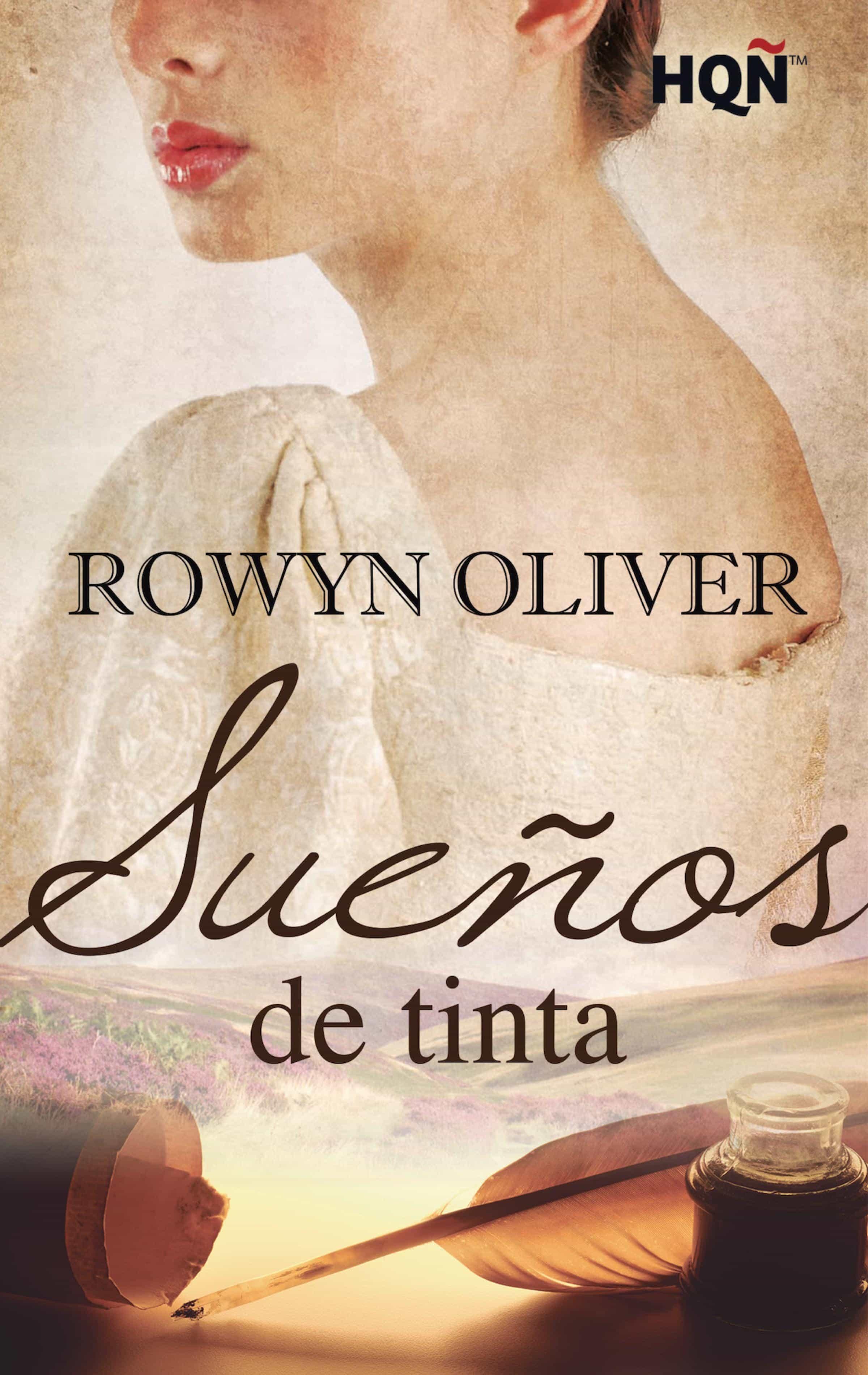 SUEÑOS DE TINTA (EBOOK)
