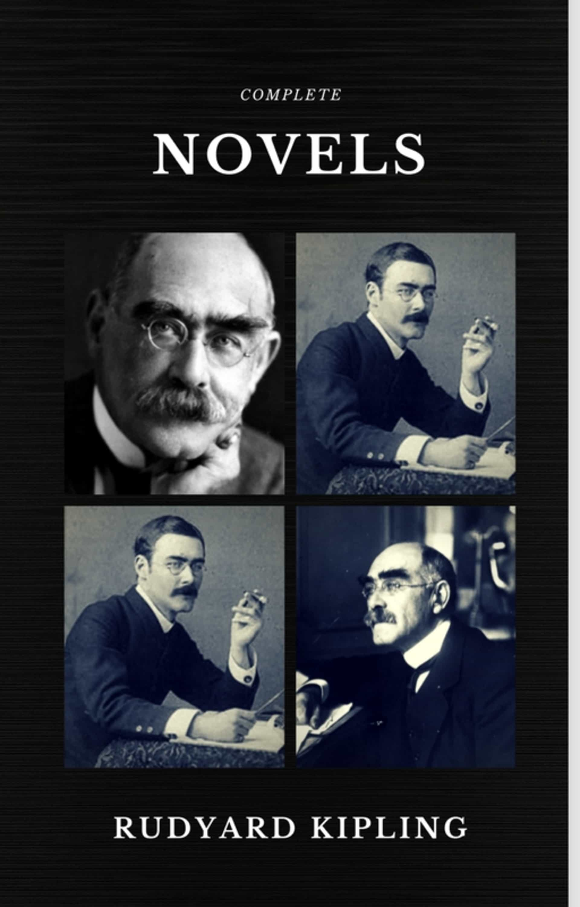 8b6350486 rudyard kipling: the complete novels and stories (quattro classics) (the  greatest writers