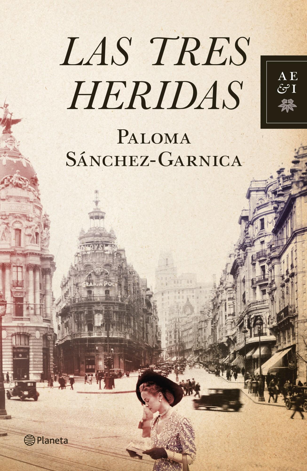 Las Tres Heridas por Paloma Sanchez-garnica