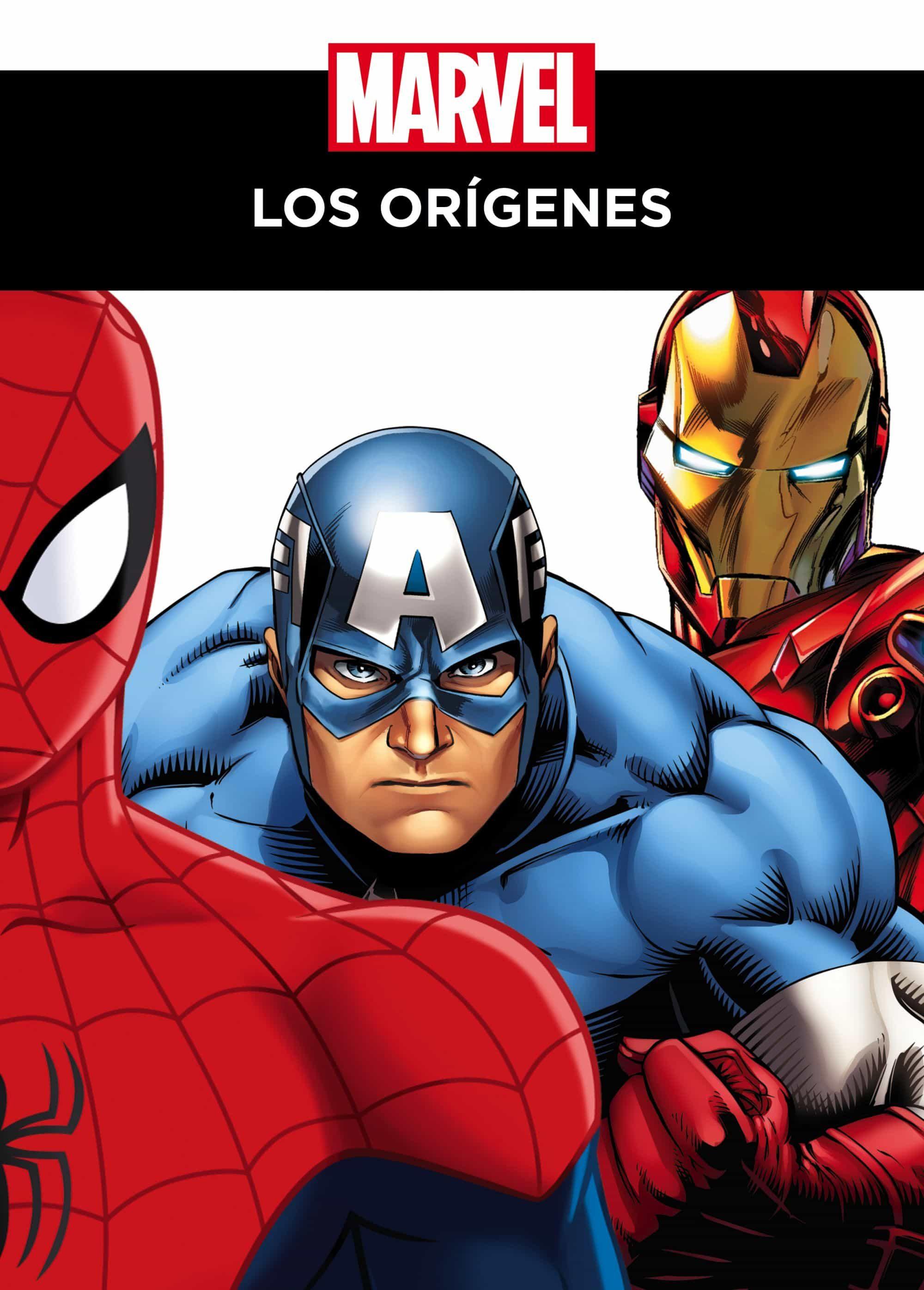 Marvel: Los Origenes: Recopilatorio De Cuentos por Vv.aa.