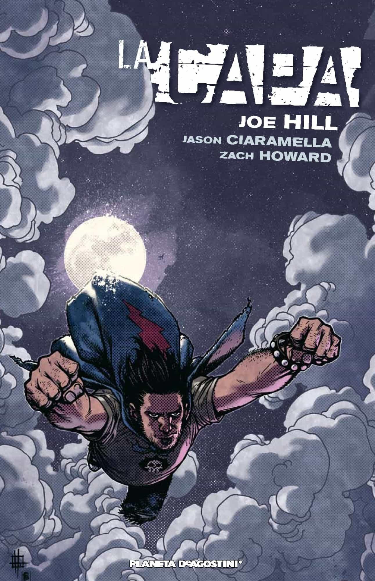 LA CAPA | JOE HILL | Comprar libro 9788415480013