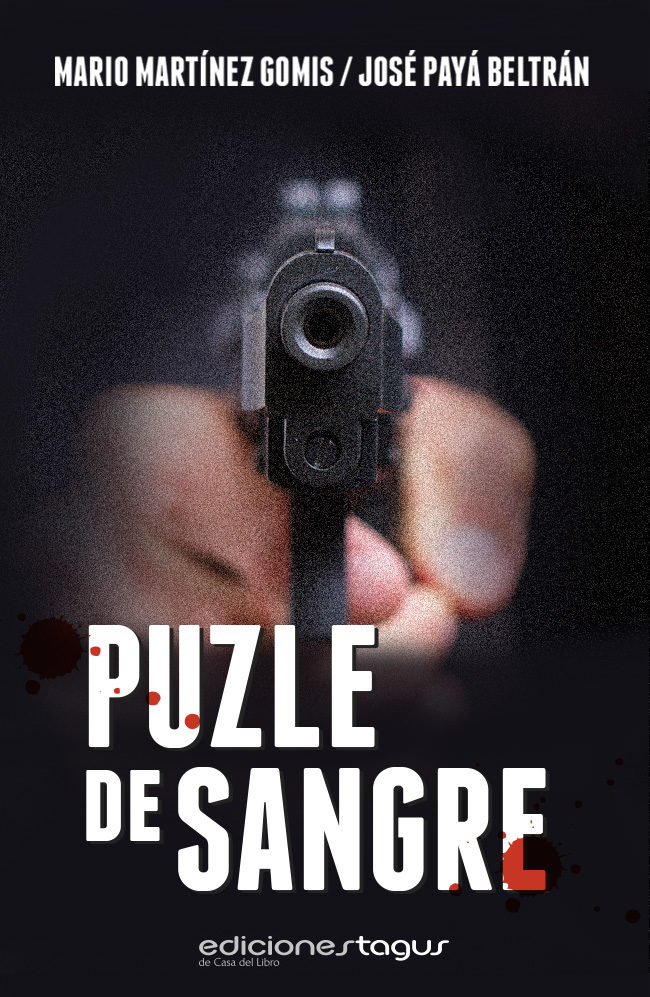 puzle de sangre (ebook)-9788415623113