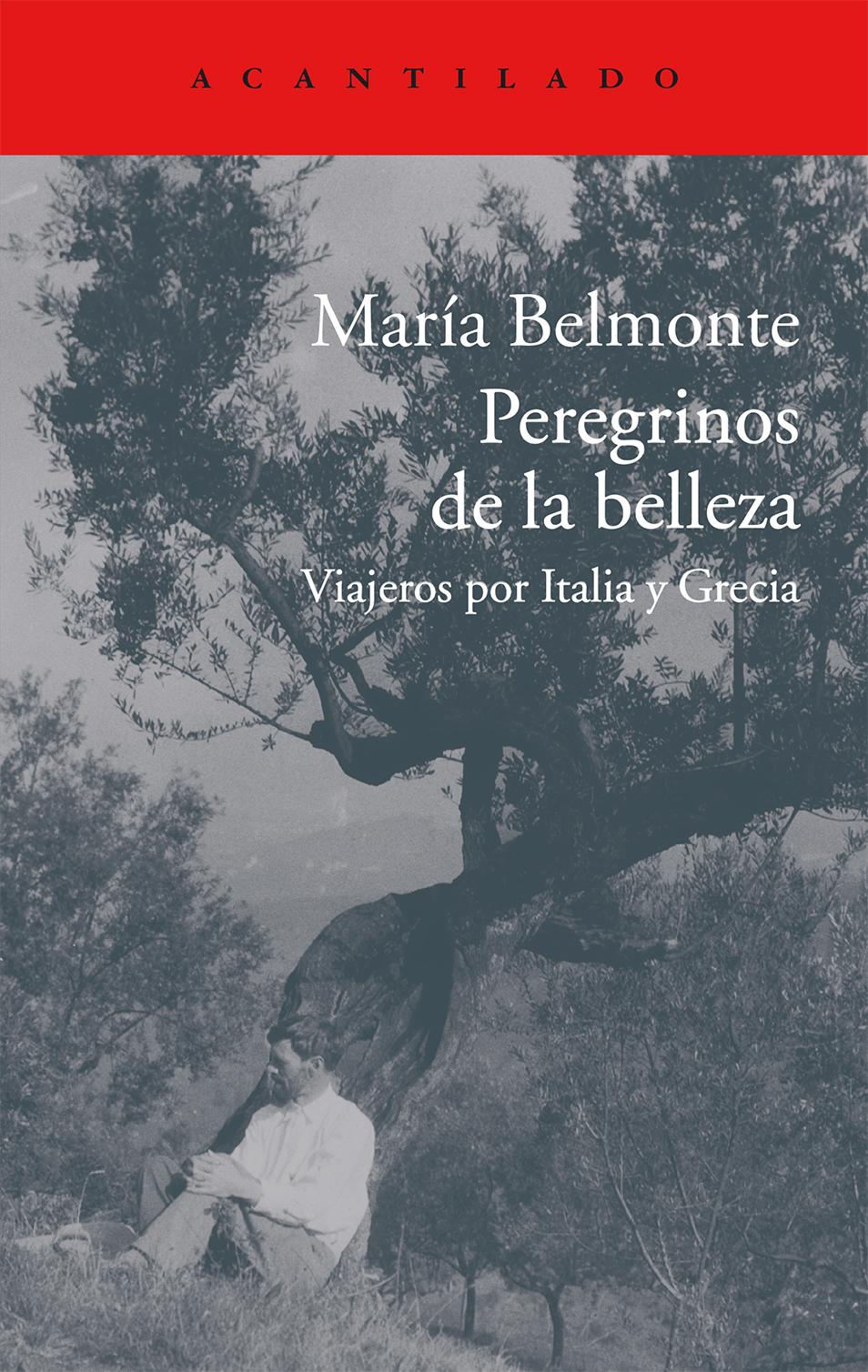 Peregrinos De La Belleza: Viajeros Por Italia Y Grecia por Maria Belmonte Barrenechea