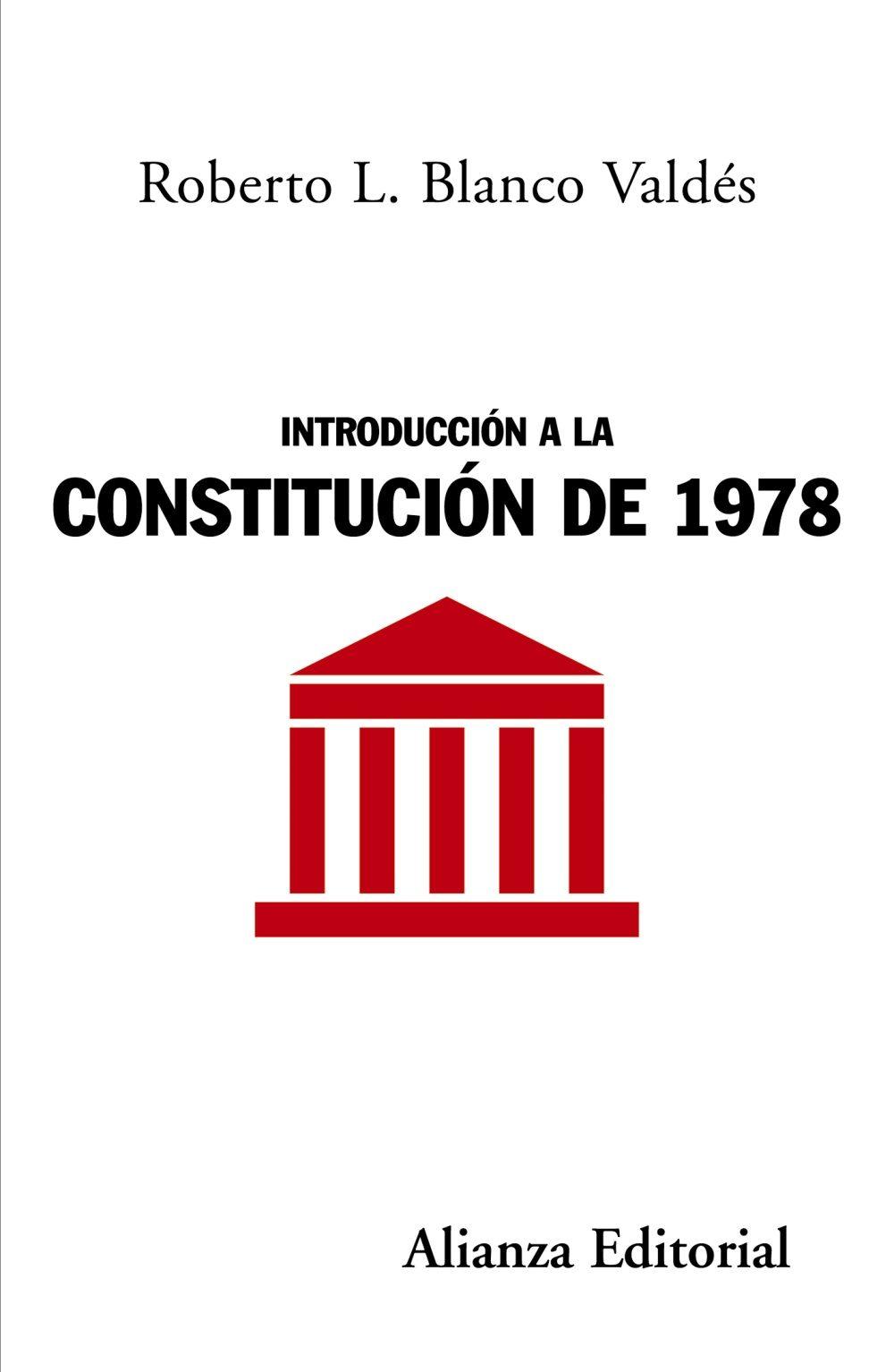 Introduccion A La Constitucion De 1978 por Roberto Blanco Valdes epub