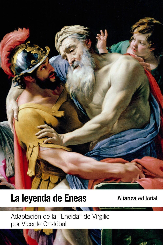 La Leyenda De Eneas por Vicente Cristobal