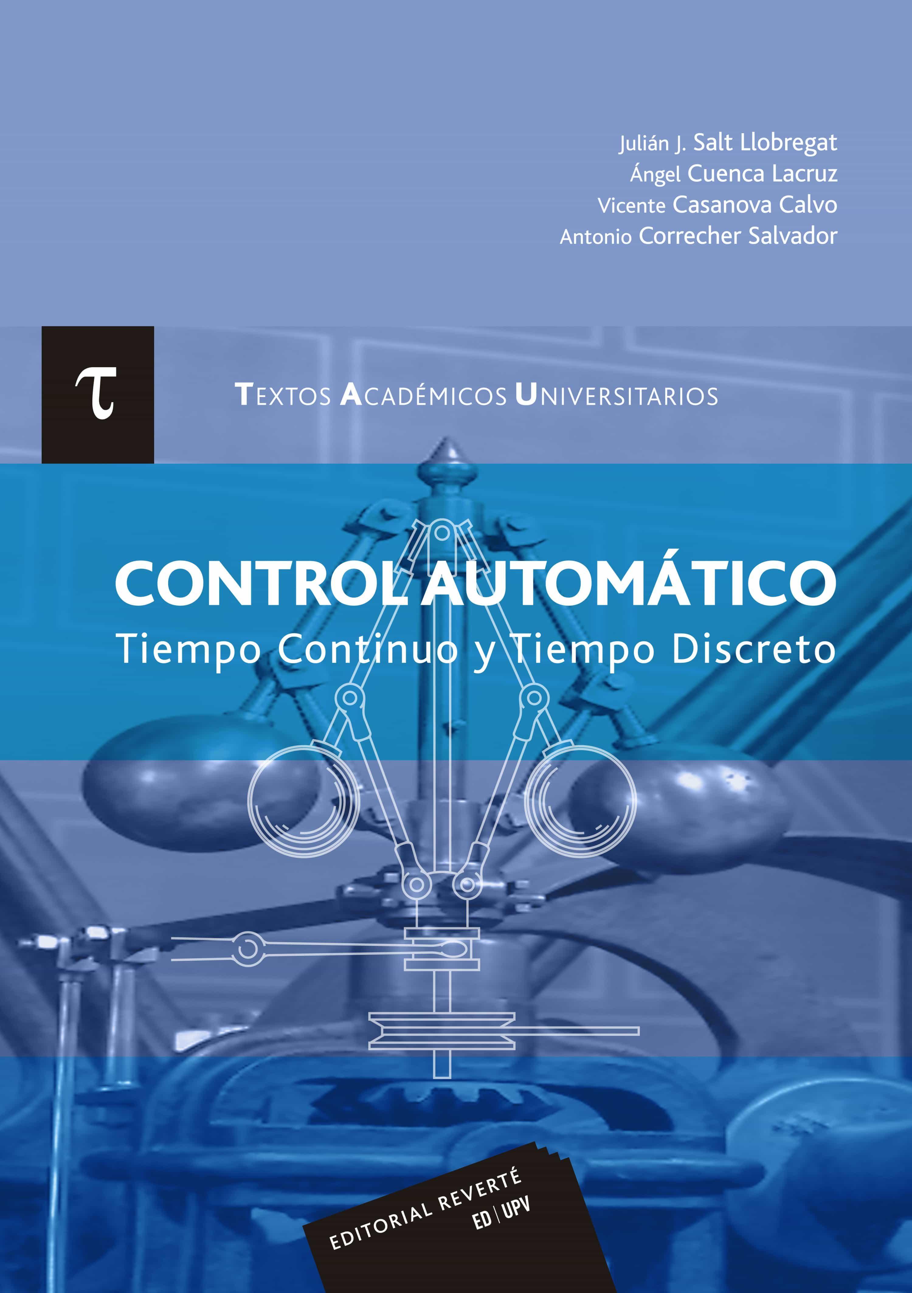 control automatico: tiempo continuo y tiempo discreto-9788429147513