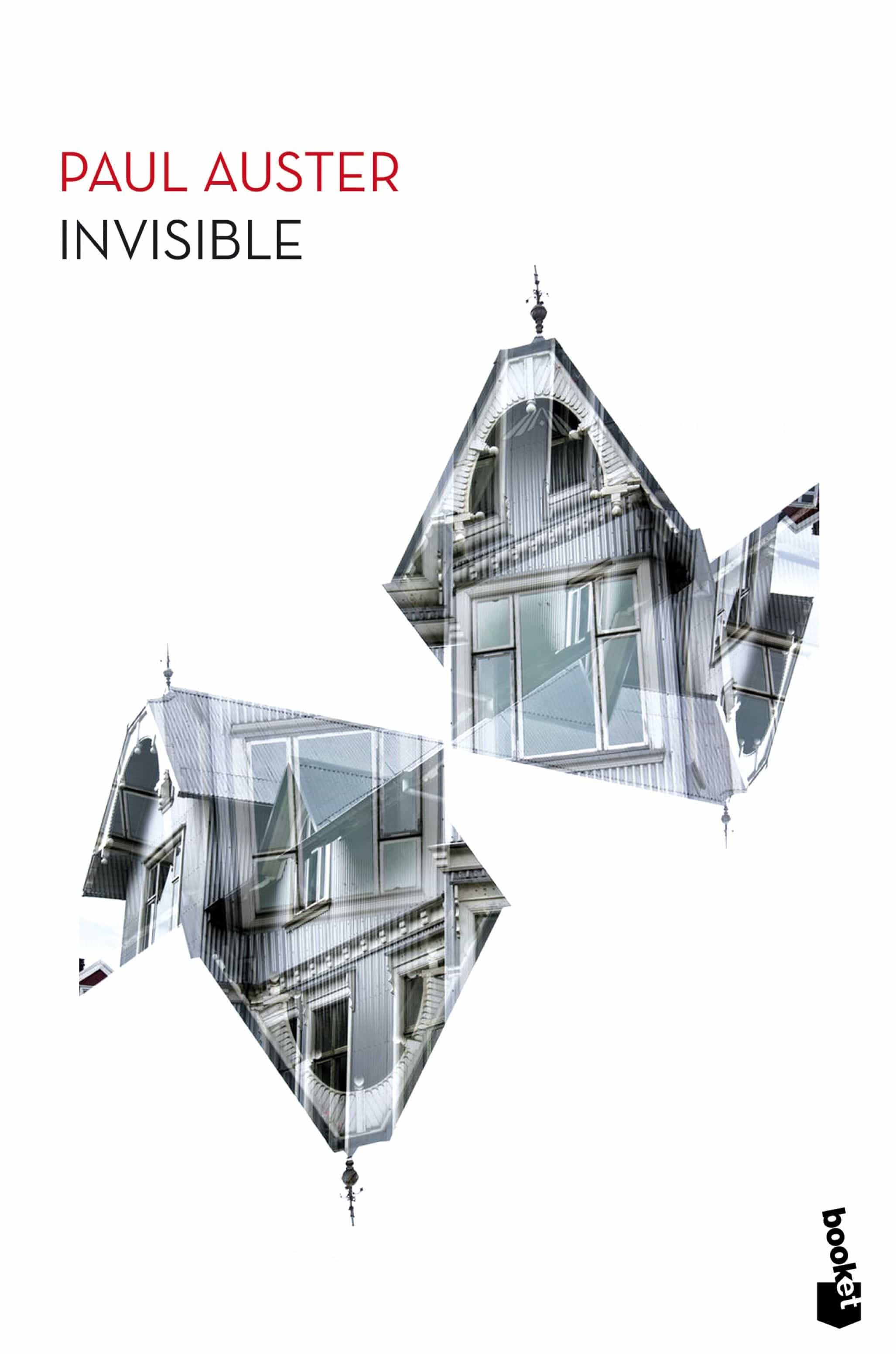 Invisible por Paul Auster