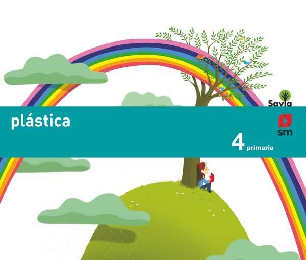plástica 4º educacion primaria savia ed 2015-9788467575613