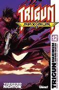 trigun maximun nº 12-yasuhiro nightow-9788483571613
