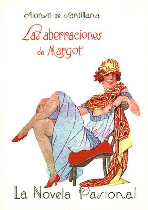 descargar LAS ABERRACIONES DE MARGOT pdf, ebook