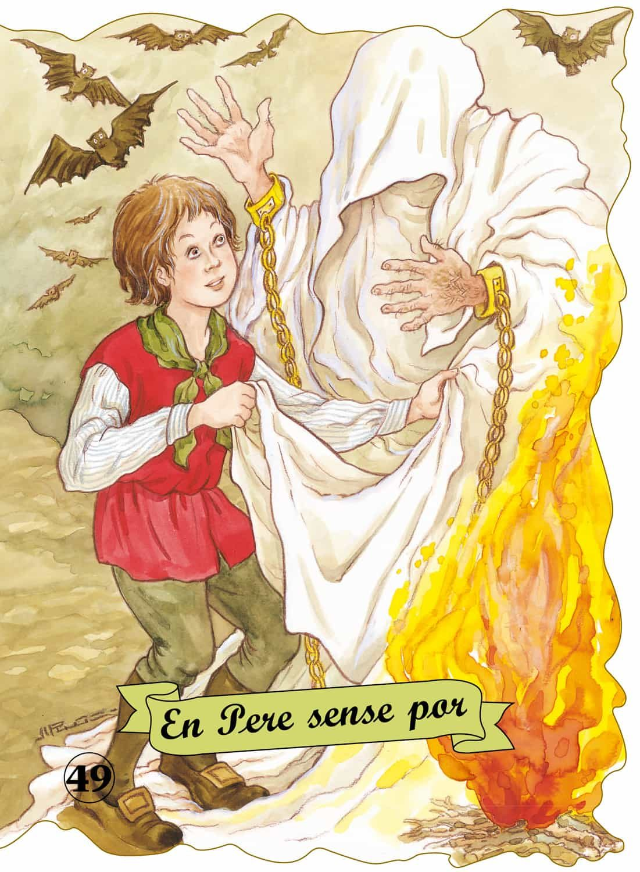 en pere sense por (encunyats classics, 49)-enriqueta capellades-9788498256413