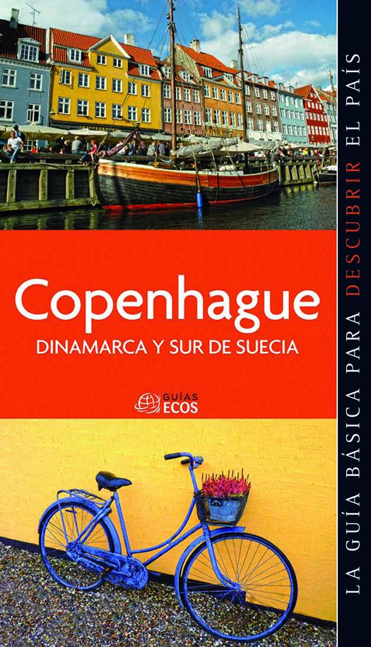 DINAMARCA. RECORRIDOS POR COPENHAGUE (CON MAPAS), NOCHE Y NIÑOS (EBOOK)