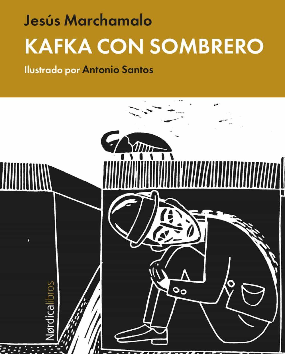 Kafka con sombrero (Ilustrados)