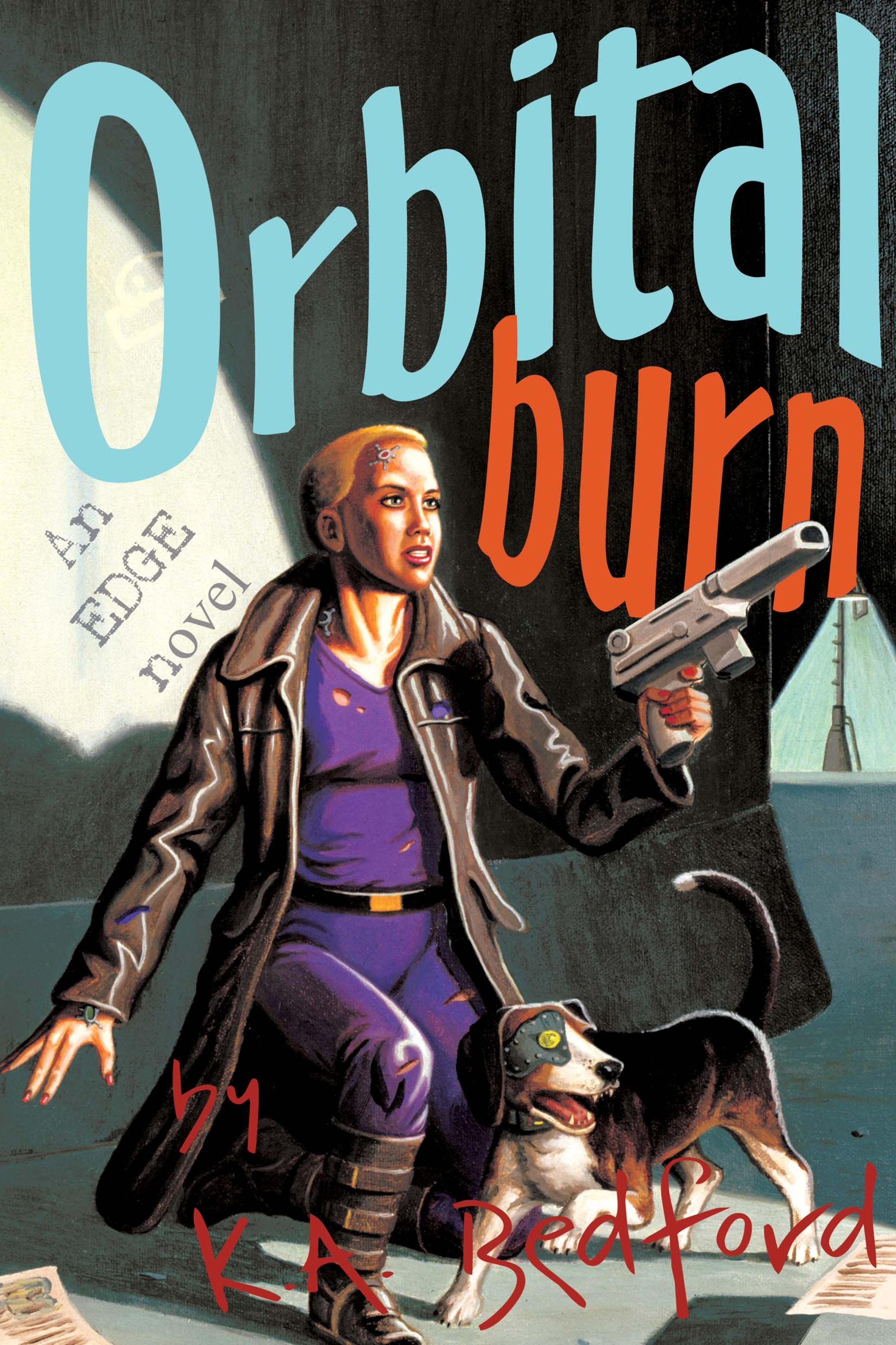 Orbital Burn (English Edition)