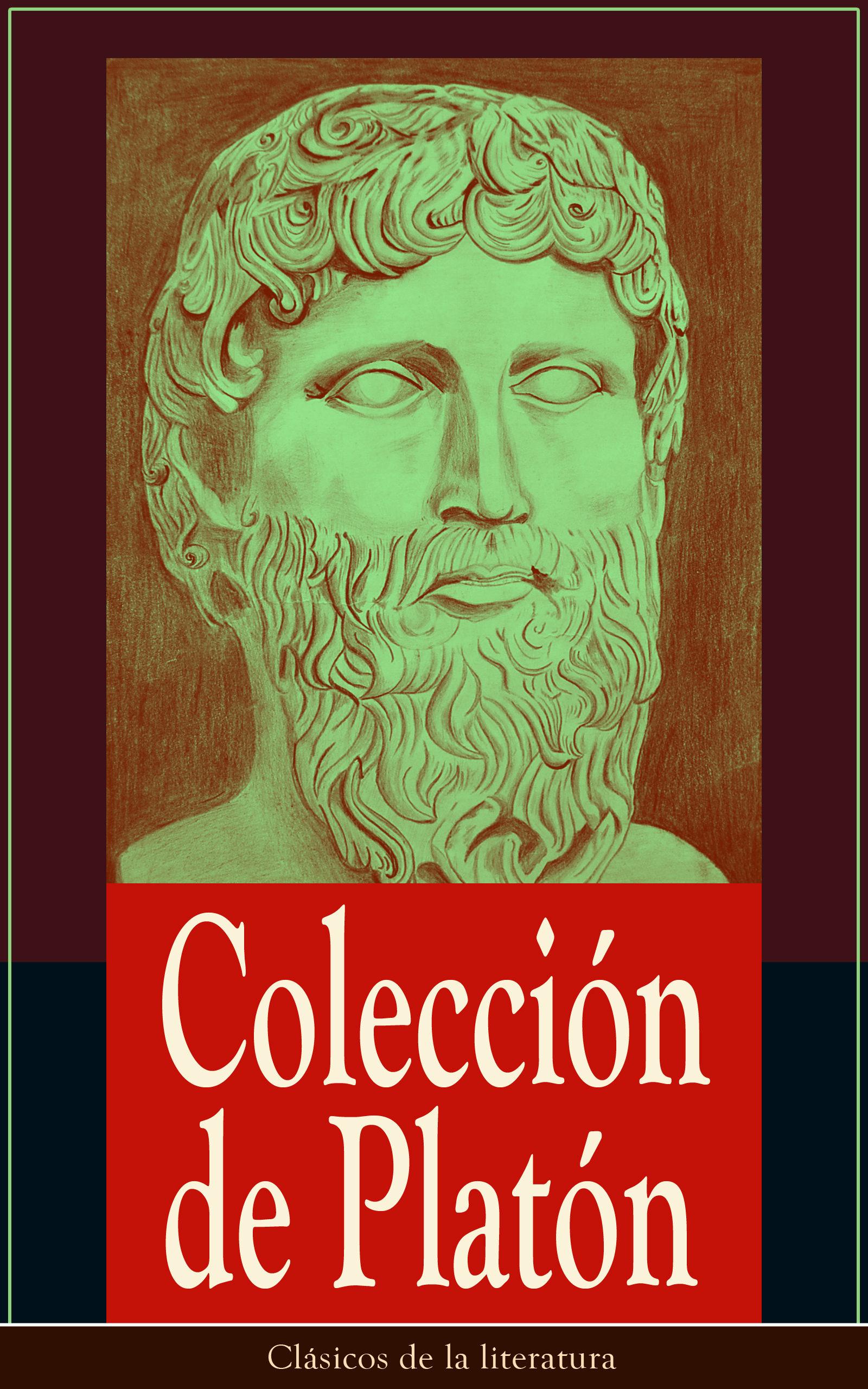 Colección de Platón: Clásicos de la literatura