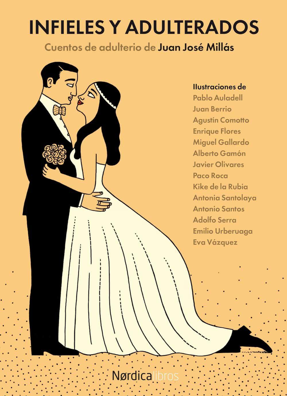 Infieles y adulterados (Ilustrados)