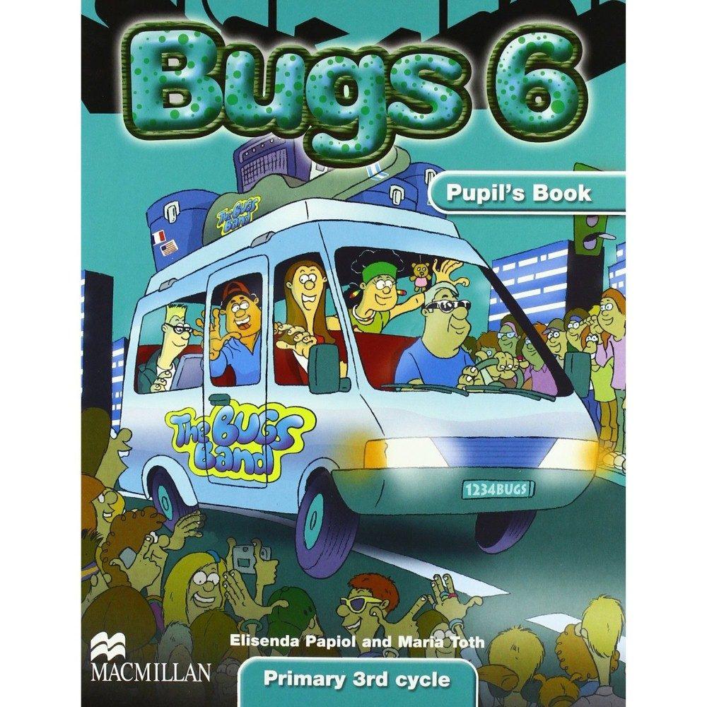 Ingles Bugs 6º E.p Student S Book por Vv.aa. Gratis