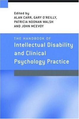 The Handbook Of Intellectual Disability And Clinical Psychology P Ractice por Alan Carr epub