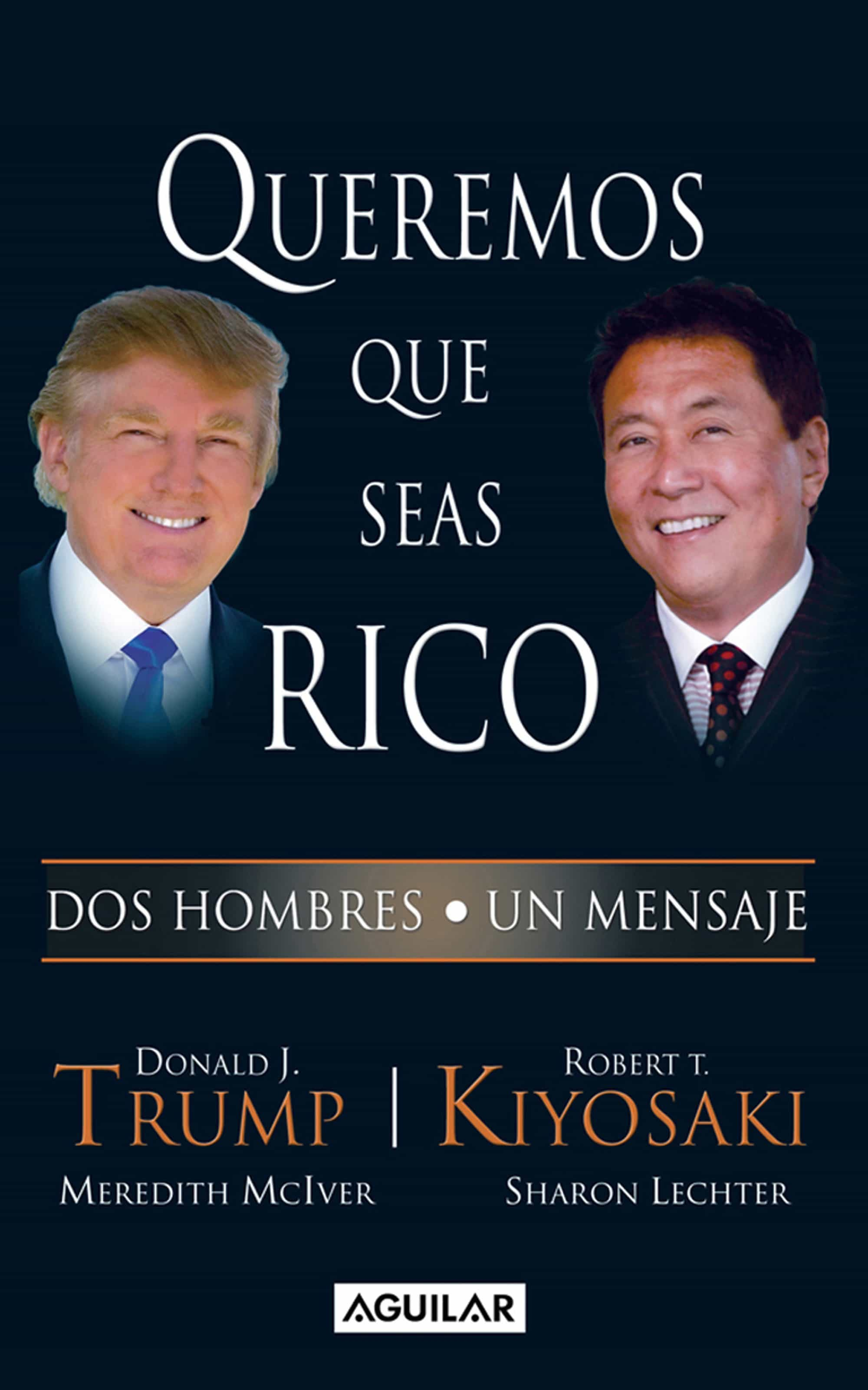 Queremos que seas rico ebook donald trump descargar libro pdf o queremos que seas rico ebook donald trump 9786071116123 fandeluxe Choice Image
