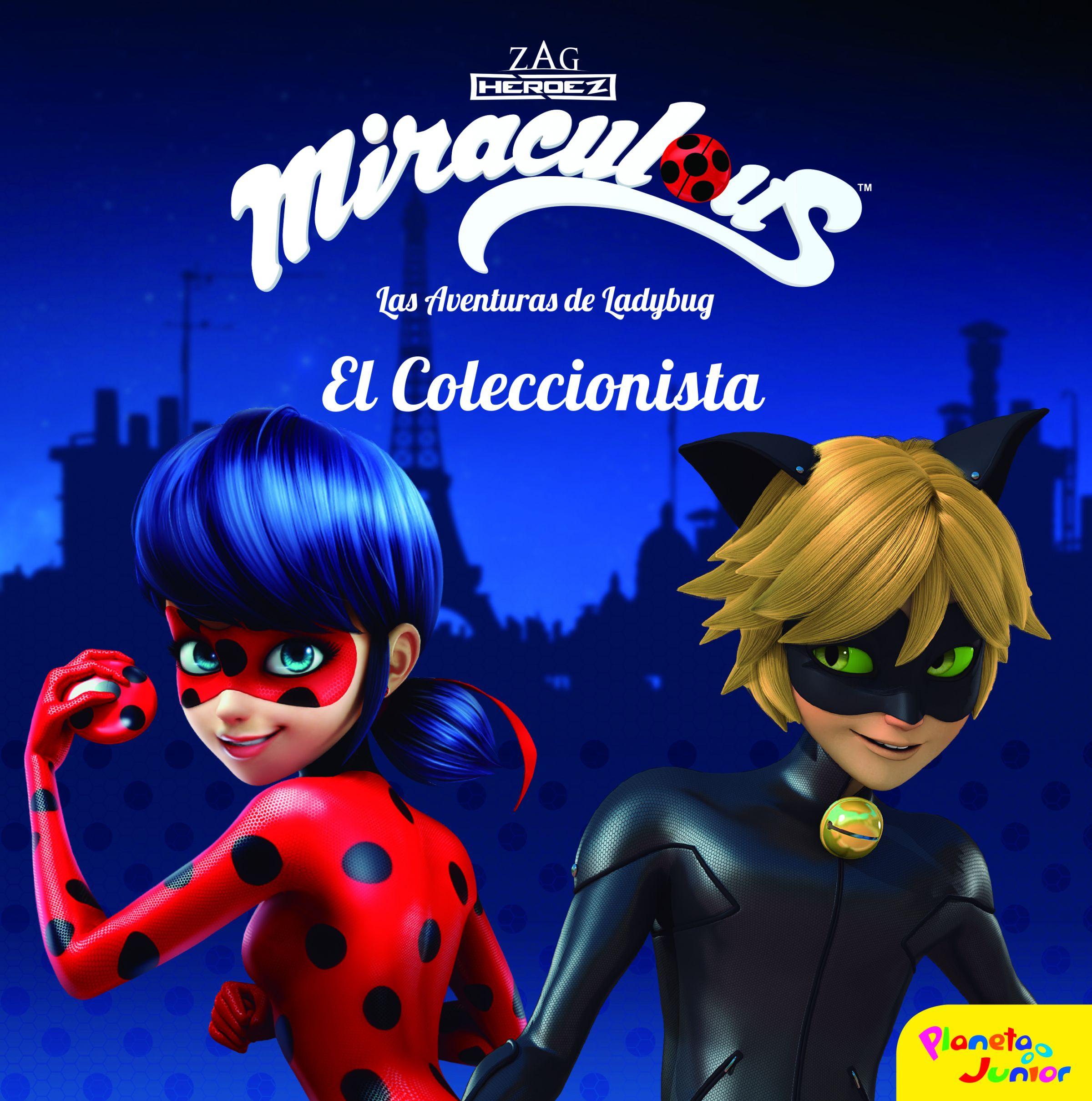 Miraculous Las Aventuras De Ladybug El Coleccionista Cuento Vv
