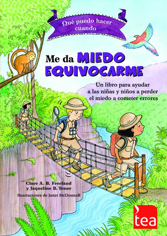 descargar ME DA MIEDO EQUIVOCARME (QUÉ PUEDO HACER CUANDO...) pdf, ebook