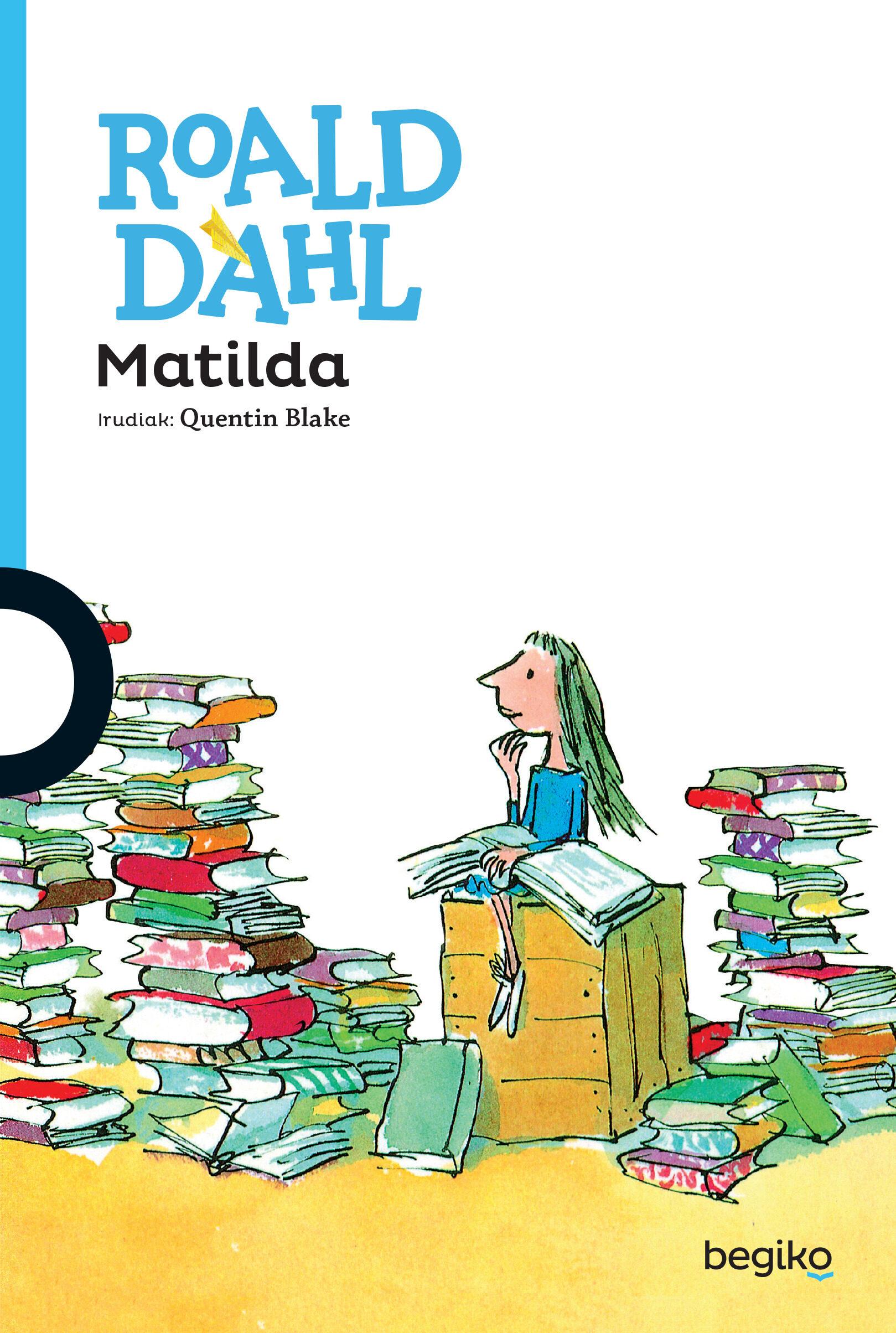 matilda (euskera)-roald dahl-9788416839223