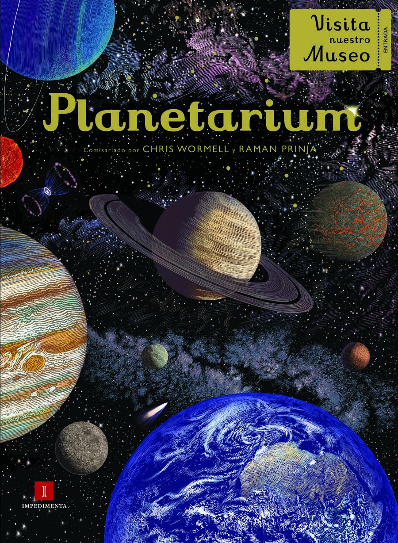 Planetarium por Raman K. Prinja;                                                                                    Chris Wormell