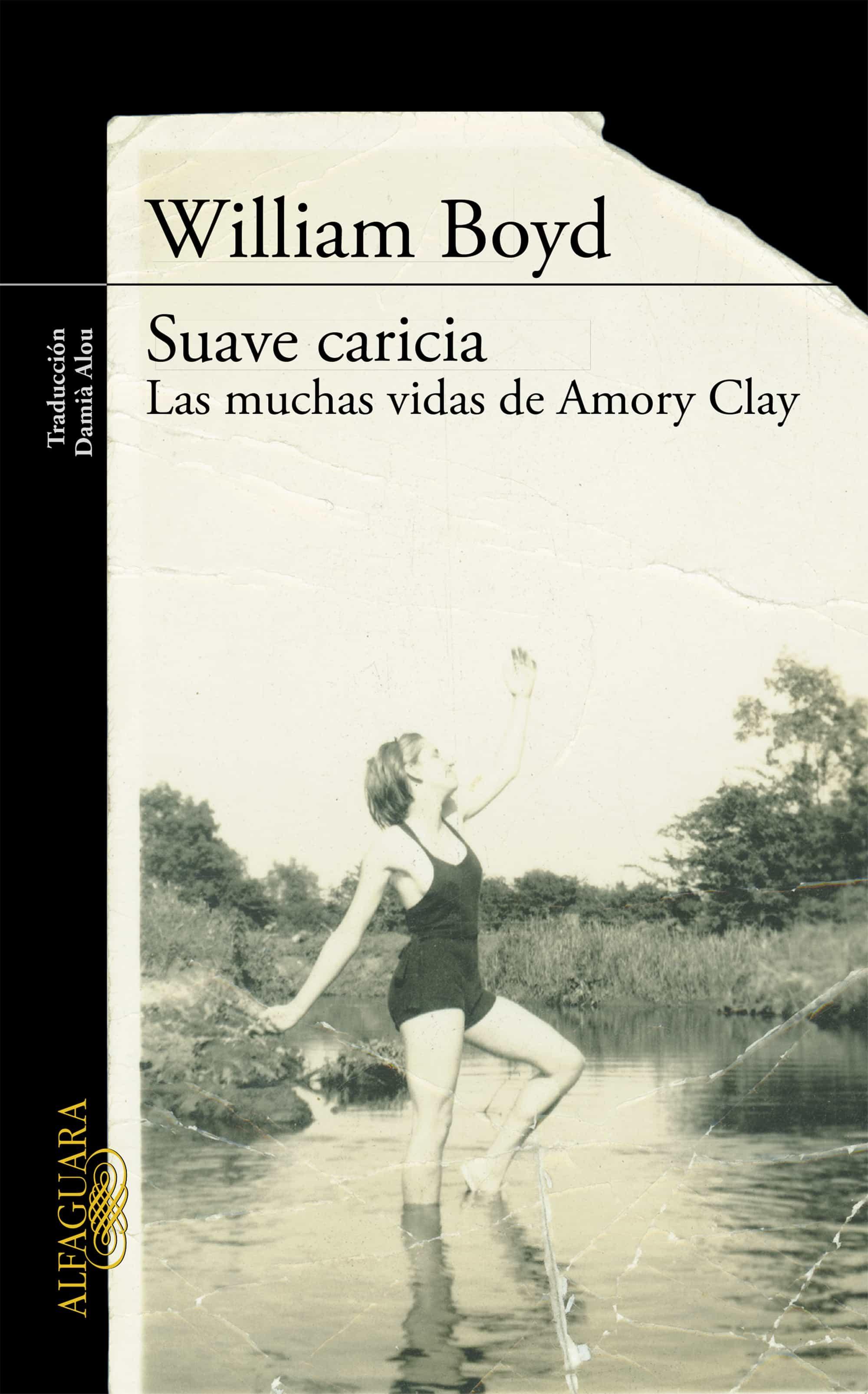 suave caricia (ebook)-william boyd-9788420419923