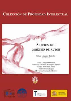 Sujetos Del Derecho De Autor. por Vv.aa. epub