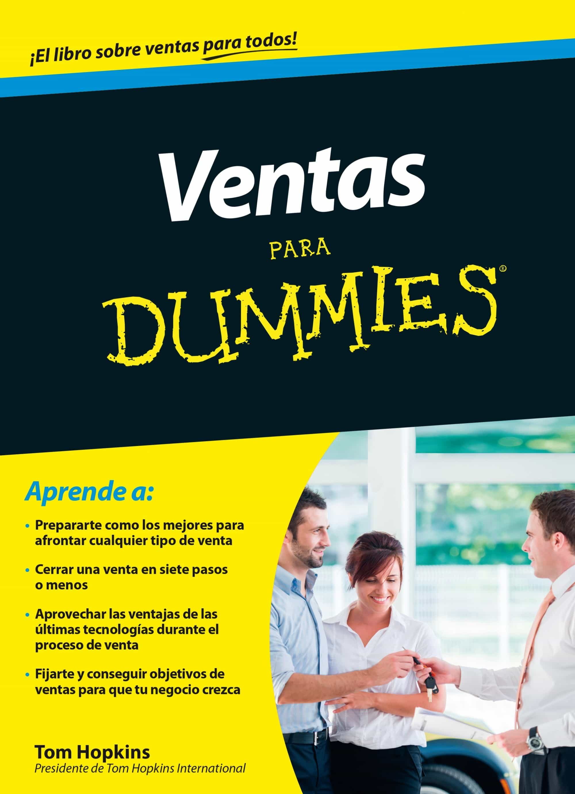 ventas para dummies-tom hopkins-9788432902123