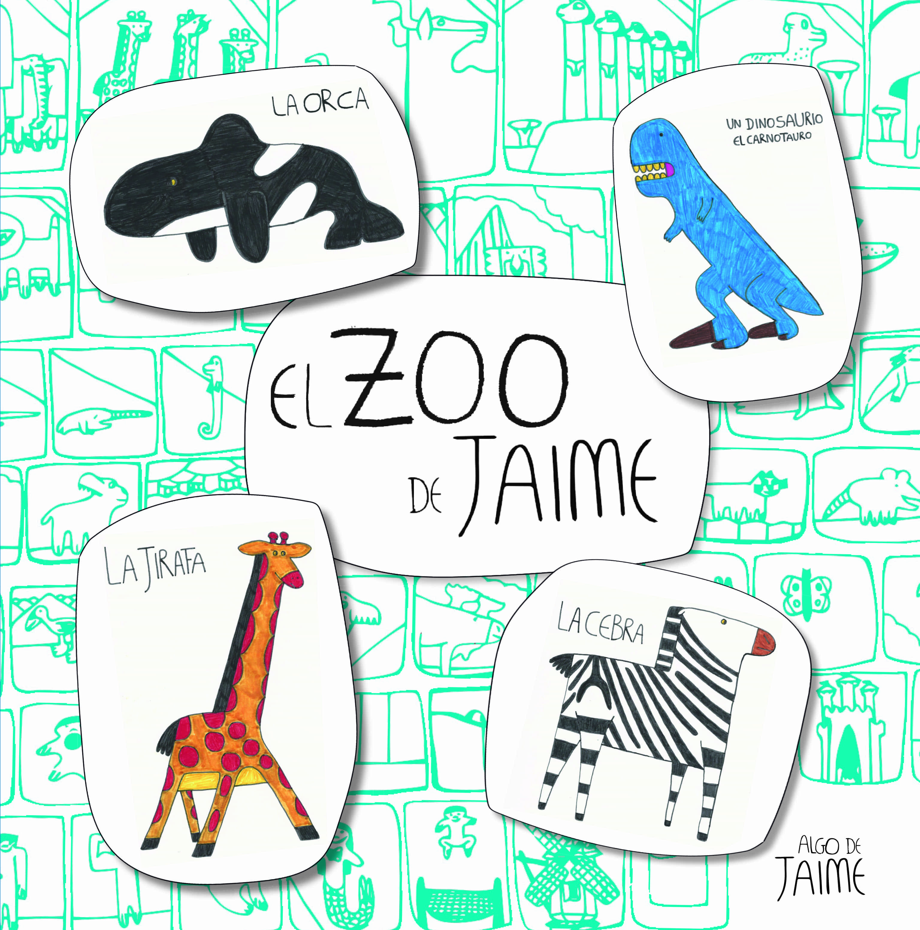 El Zoo De Jaime por Jaime Martinez Alonso