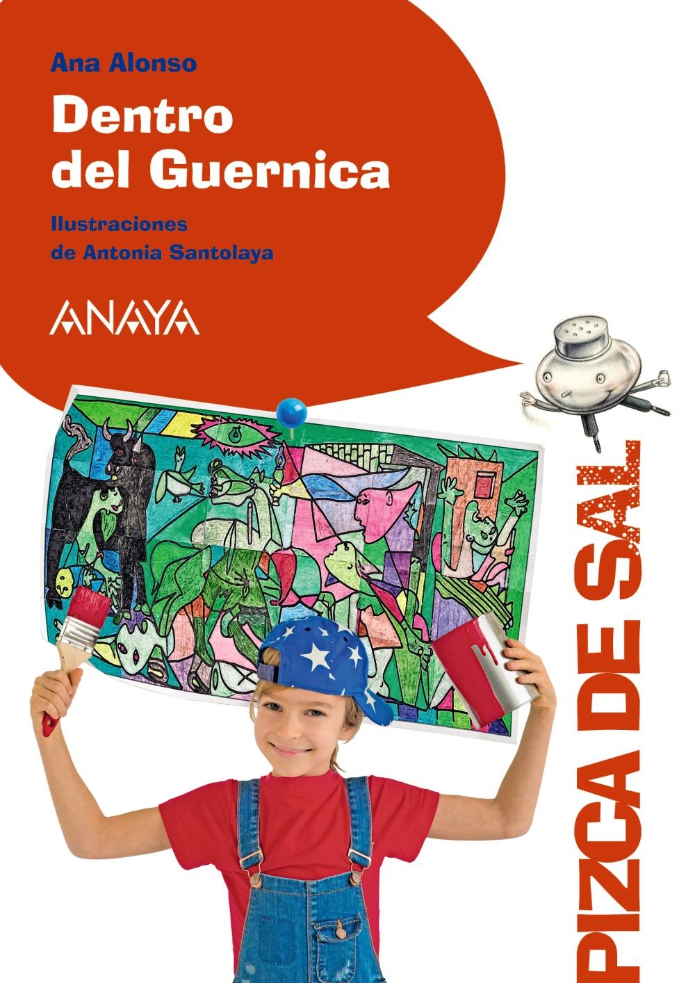 Dentro Del Guernica por Ana Alonso