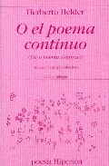 O El Poema Continuo por Herberto Helder