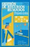 descargar GESTION DE RECURSOS HUMANOS: MANUAL TECNICOS EMPRESAS TURISTICAS pdf, ebook